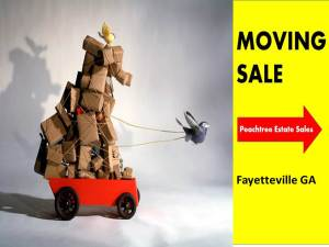 moving sale fayetteville