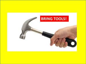 bring tools