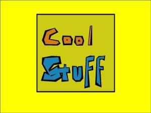 cool stuff