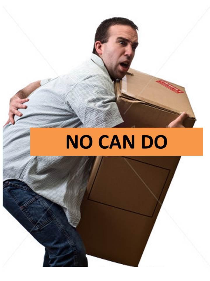 no-lifting