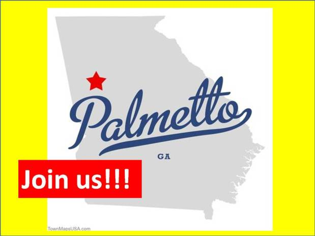 Peachtree Estate Sales pops into Palmetto! Woot!