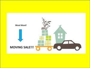 moving sale car