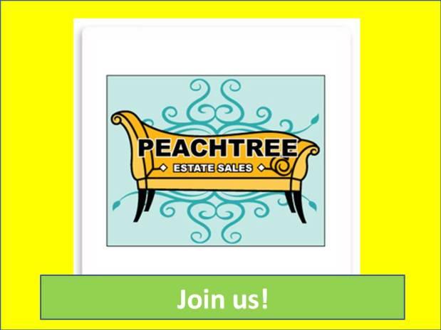 Peachtree Estate Sales — Join us inAtlanta!