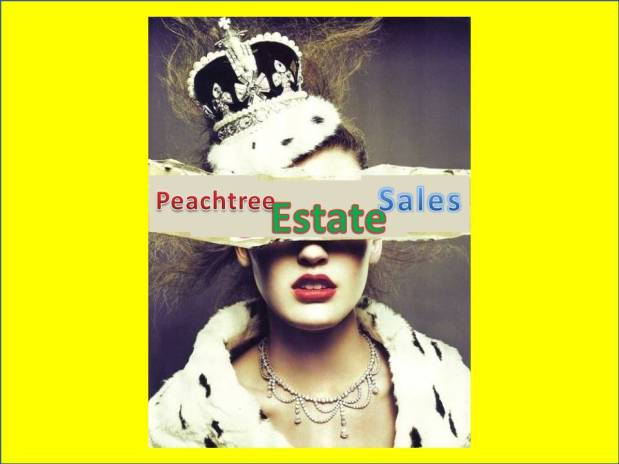 Peachtree Estate Sales says  'DON'T MISS THIS SALE!'Woot!