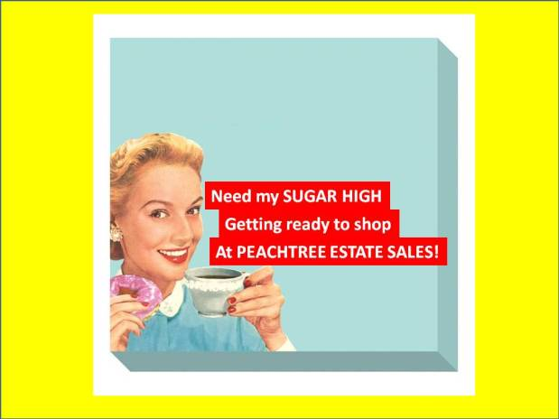 PEACHTREE ESTATE SALES is just 'South' of Grant Park! Join us!