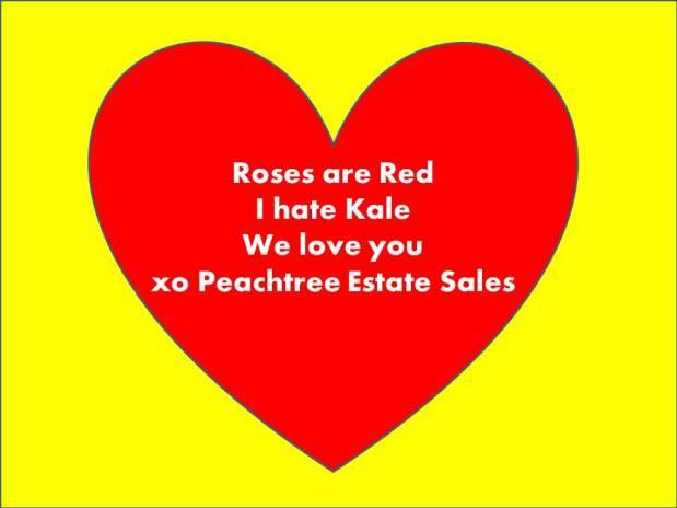 Happy Valentine's Day –Ya'll!