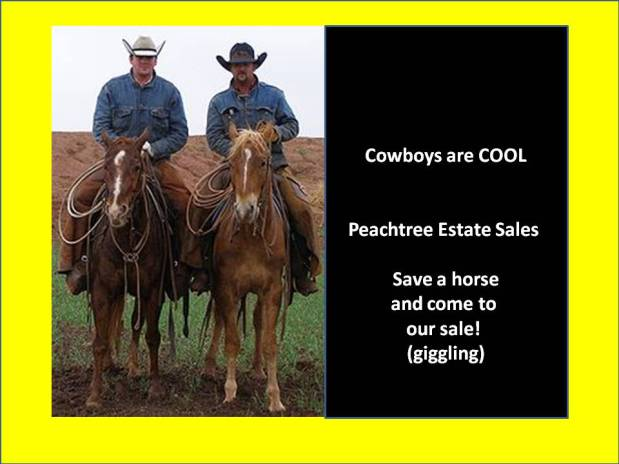 PEACHTREE ESTATE SALES is in DECATUR for 2 days! MOVING SALE!
