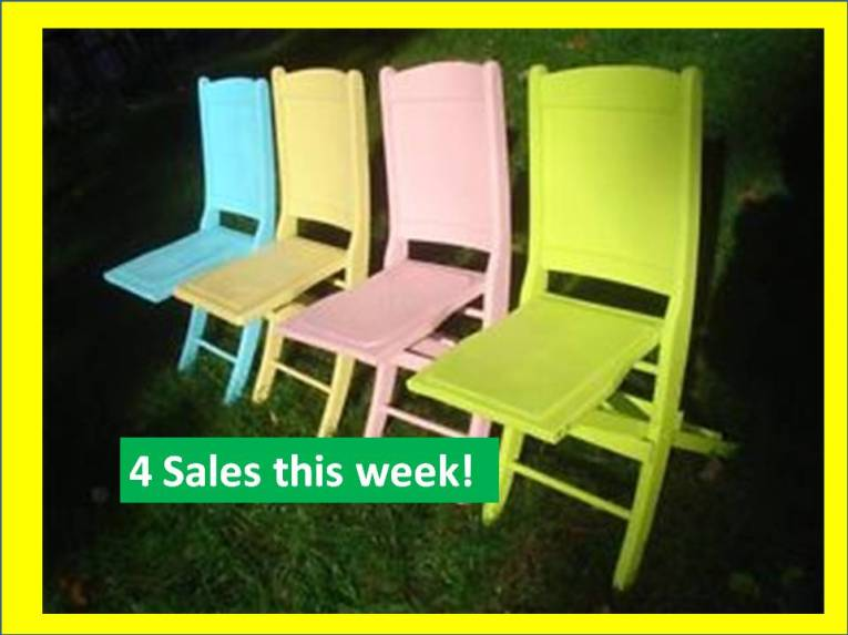 4 sales