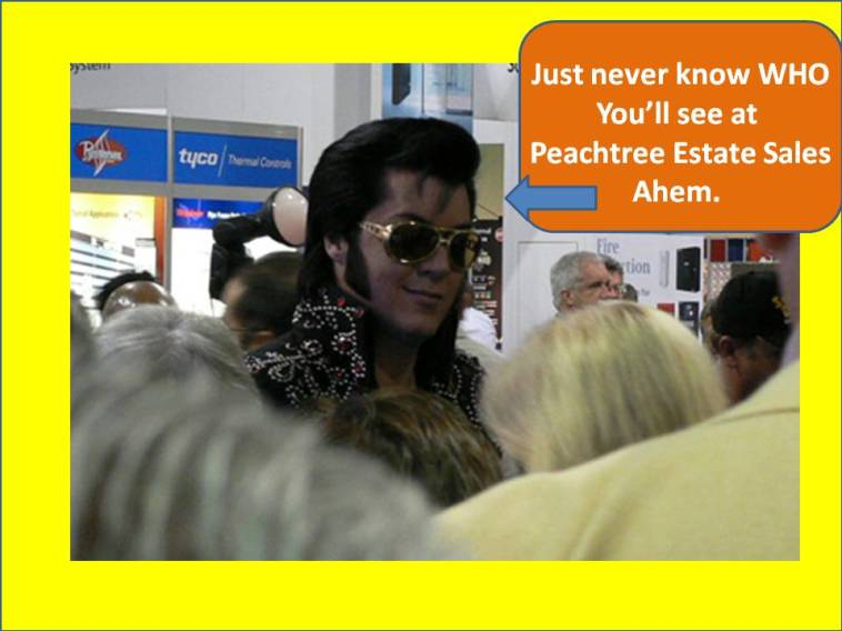 elvis sighting