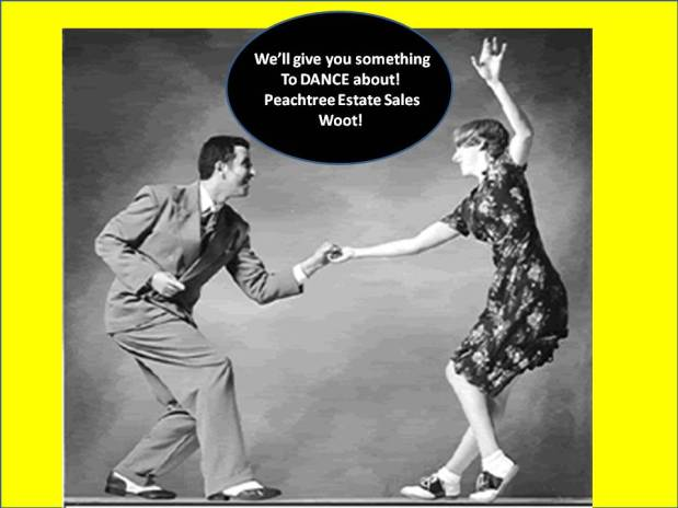PEACHTREE ESTATE SALES is MARIETTA for 3 days! Join us!