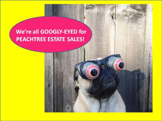 PEACHTREE ESTATE SALES is in MCDONOUGH  for 3 days! Join us!