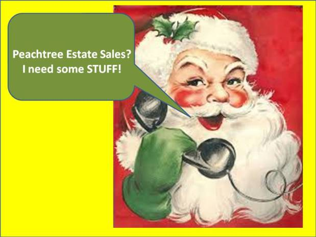 Peachtree Estate Sales is FROZEN in TIME in SANDY SPRINGS! 3 days!