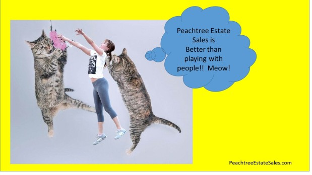 PEACHTREE ESTATE SALES is in McDonough 2 DAYS only!!!