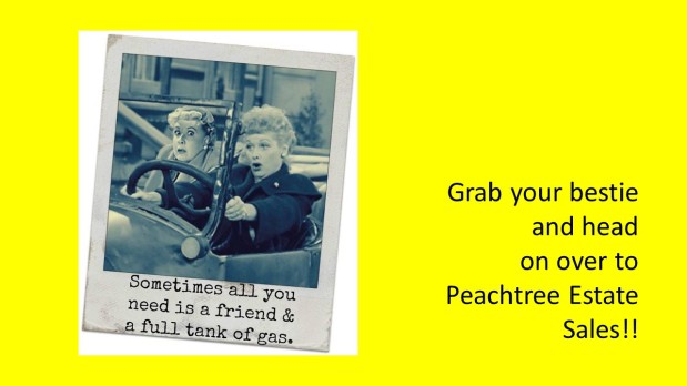 PEACHTREE ESTATE SALES is in COVINGTON for 3DAYS!!