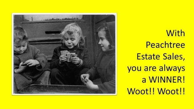 PEACHTREE ESTATE SALES is in KIRKWOOD for 3Days!!!