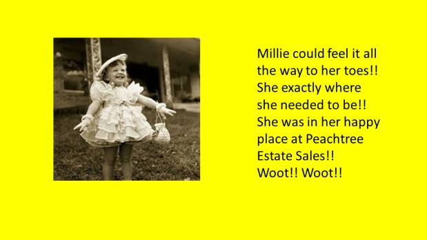 PEACHTREE ESTATE SALES is in DACULA for 2 DaysONLY!!!
