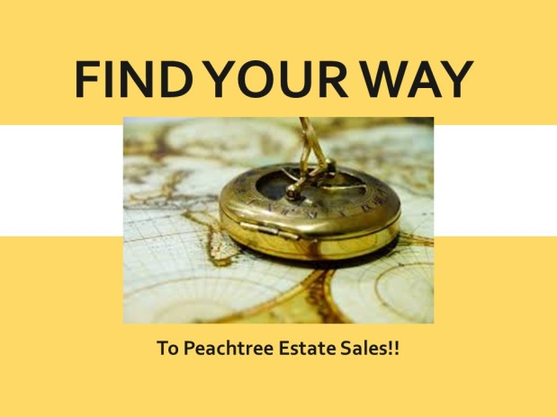 PEACHTREE ESTATE SALES is in LOCUST GROVE for 2 Days!!!