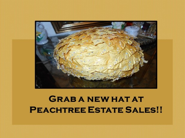 PEACHTREE ESTATE SALES is in ATLANTA for 3Days!!