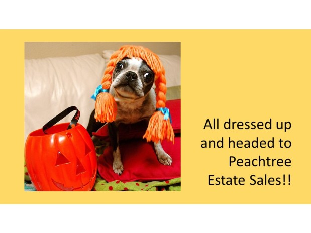 PEACHTREE ESTATE SALES is in ALPHARETTA for 2 Days ONLY!!!