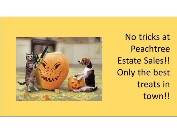 PEACHTREE ESTATE SALES is in COLLEGE PARK for 2 MORE DAYS!!!