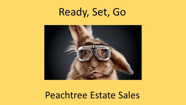 PEACHTREE ESTATE SALES is in ALPHARETTA for 2 DAYS!!!